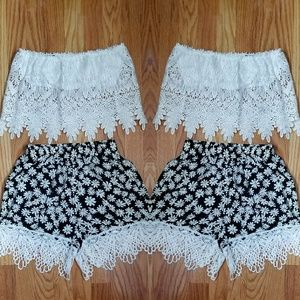 Other - Daisy lace set